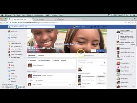 How to Create a Private FB Group