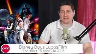 Download Disney Buys LucasFilm, Star Wars Episode 7 In 2015 Video