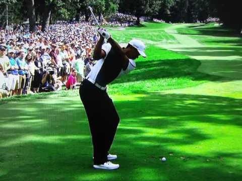 Tiger Woods - 3-Iron Cut