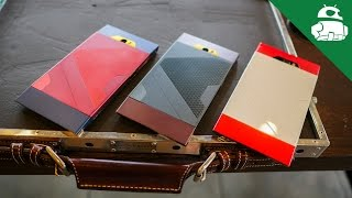 Turing Phone First Look