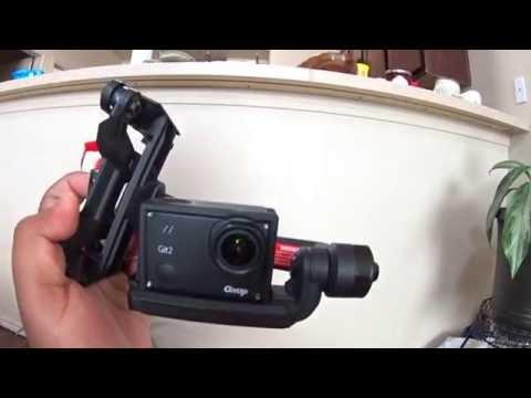 Traxxas 2-Axis Gimbal | Gitup Git2 Camera | GIMBAL & CAMERA REVIEW!!!