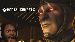 HOLD ON, THAT'S THE END!? | Mortal Kombat X (ENDING) #14
