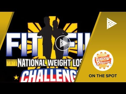 ON THE SPOT: Fit Filipino Advocacy for a healthy and fit Philippines