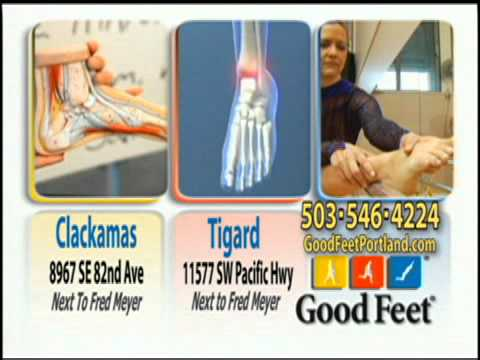 Portland Good Feet Foot Pain Relief System
