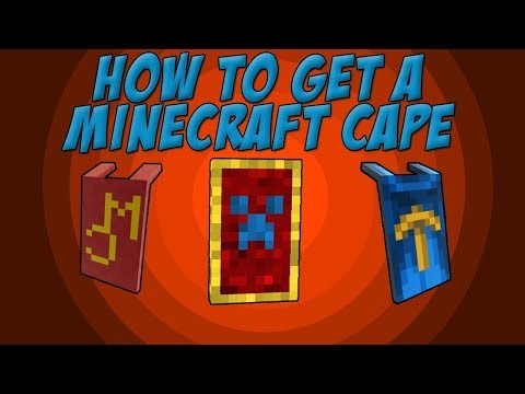 [1.12.2 - 1.7.10] How to get a FREE Minecraft Cape 2018!