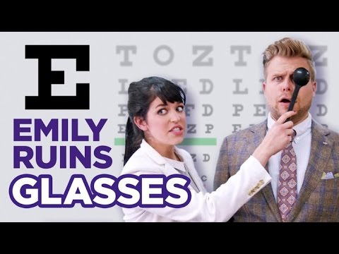 The Conspiracy Behind Your Glasses
