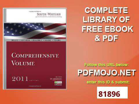 South Western Federal Taxation 2011 Comprehensive with H&R Block @ Home Tax Preparation Software