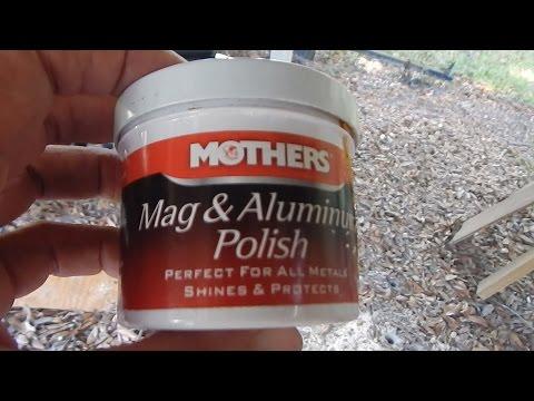 Mothers Mag & Aluminum Polish Review