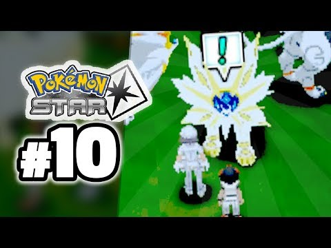 THEY TEASING US WITH THESE SOLGALEOS... - Pokemon Star 3DS Rom Hack (Part 10)