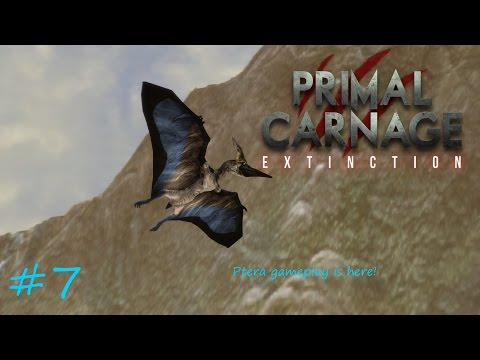 Primal Carnage Extinction I believe i can fly and you can fall? #7
