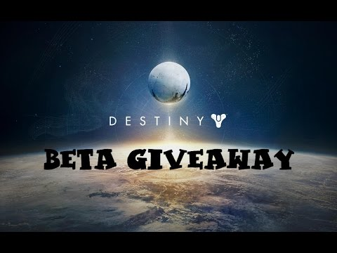 Destiny Beta Codes GIVEAWAY! For the XBOX 360!! [OPEN]