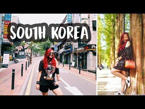 SOUTH KOREA (Seoul, Nami Island, Everland, Mt. Seorak + more!) Travel Vlog