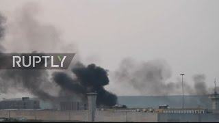 Mexico: Black smoke rises over prison as scores injured in mass riot