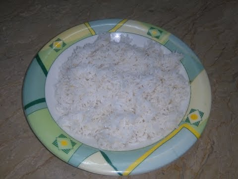 White Rice Recipe | Plain Rice Recipe | Boil Rice Recipe | Sada chawal Recipe| سادہ چاول | سفید چاول