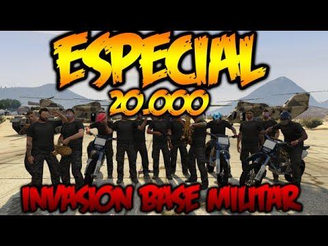 ESPECIAL 20.000 - Invasión A La Base Militar - EPICO!!! - Makiman