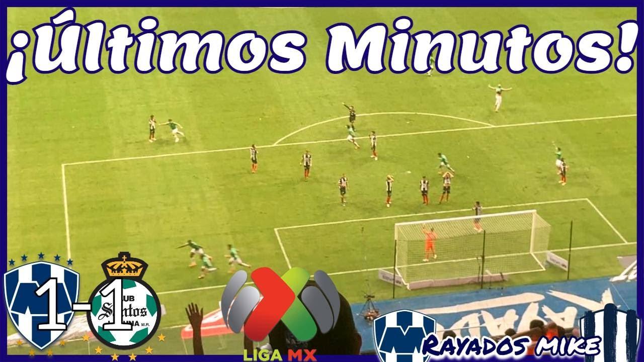 ¡ÚLTIMOS MINUTOS! Rayados vs Santos Cuartos de Final Vuelta Guard1anes 2021 / Rayados Mike