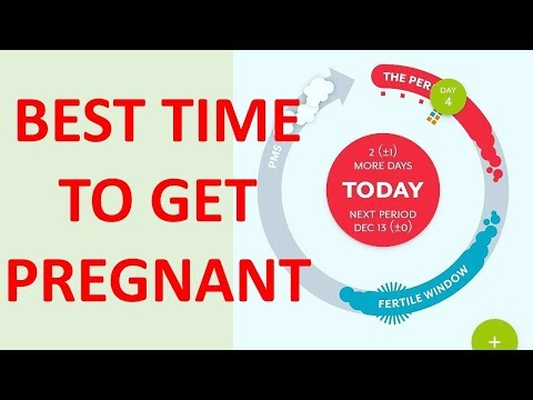 When Is The Best Time To Get Pregnant - Ideal Days To Get Pregnant