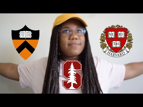 How to Get Into HARVARD, PRINCETON, AND STANFORD (Pt 1. testing/ECs)