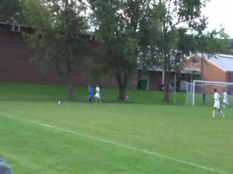 Giovanni Malnati Mars Hill College Soccer Team