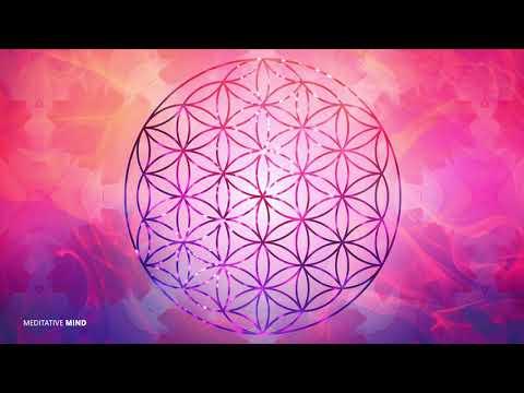 528Hz Angelic Healing Meditation Music || Reiki Music