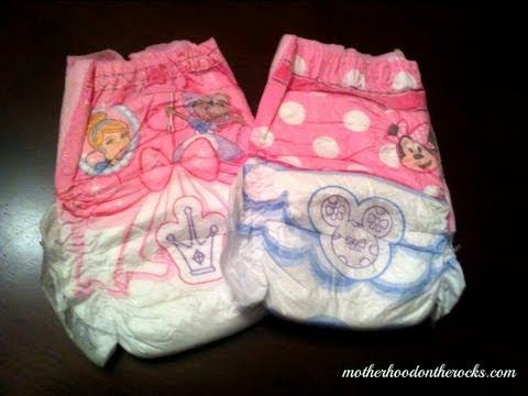 Pull-Ups vs. Diapers?