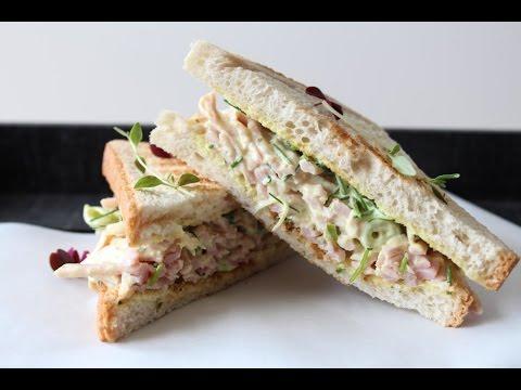 How To Make A Ham Salad Sandwich - By One Kitchen Episode 198