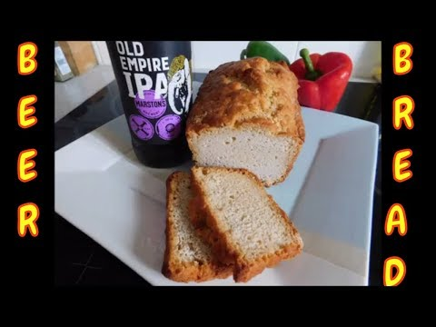 Beer Bread Recipe SUPER EASY !! & YUM 🍞🍺🍞🍺🍞🍺