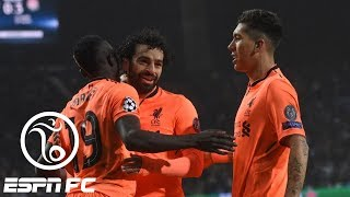 Liverpool has one of the best attacks in Europe   ESPN FC