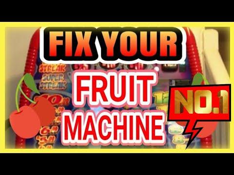 Basic Fruit Machine Maintenance of barcrest/red gaming mpu5 machine
