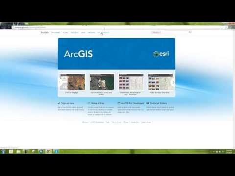 Geocoding Addresses with ArcGIS