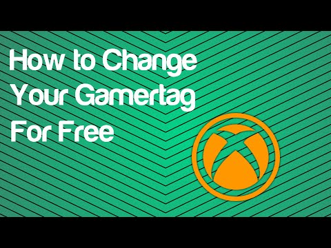How To Change Your Gamertag on Xbox Live For Free