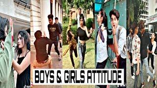 Boys & Girls Attitude   TikTok Boys & Girls Attitude Video