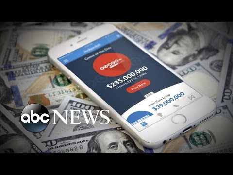 New York Lottery Launches Ticket App