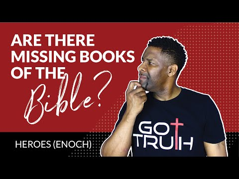 Xxx Mp4 Is The Book Of Enoch One Of The Missing Books Of The Bible HEROES ENOCH 3gp Sex