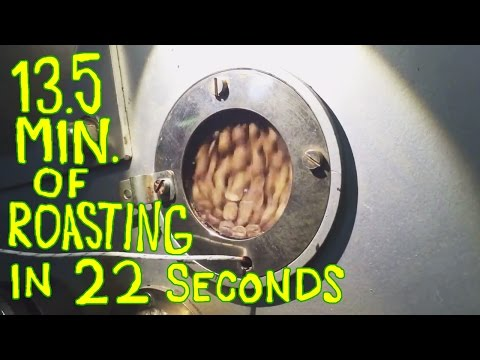 13.5 Minutes of Roasting in 22 Seconds