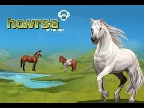 Lets Play Howrse #001 - Aller Anfang ist ,,leicht´´