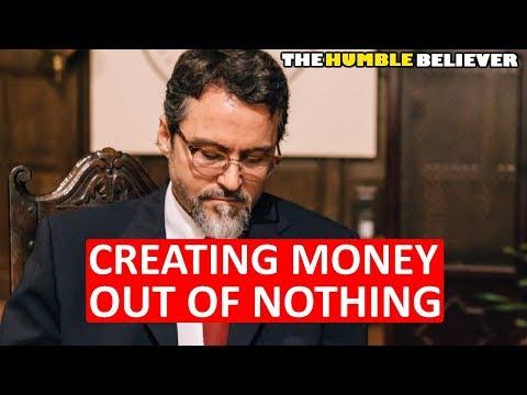 Creating Money out of Nothing - Hamza Yusuf (EYE OPENING!)