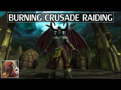 Burning Crusade Raiding - Time Warp Episode 14