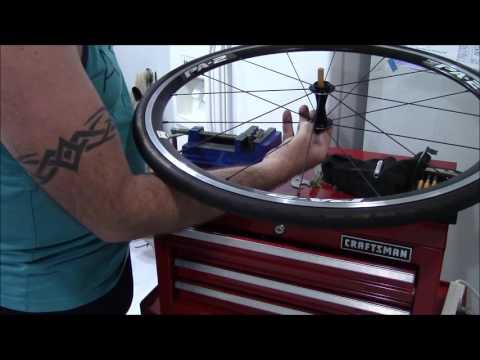 DIY Ep. 14: Replacing seeled cartridge wheel bearings on your road bicycle
