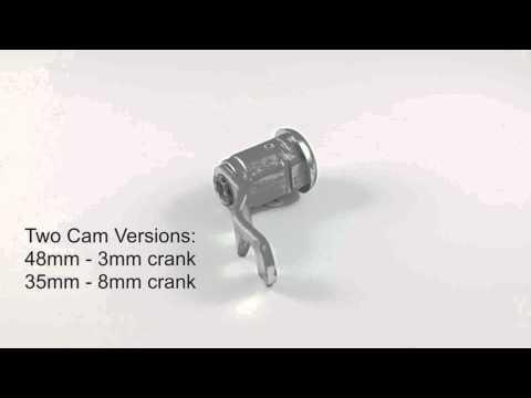 Fast Keys 360 Product Spotlight - Lowe & Fletcher 2109 - 48/35mm Cam Lock.