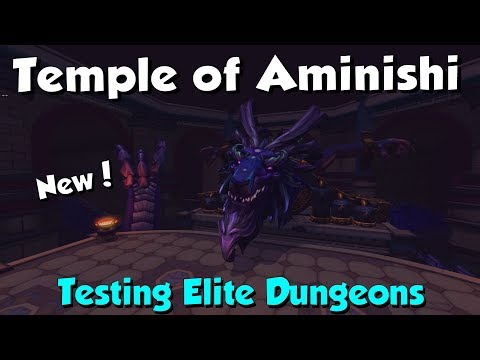 New! Elite Dungeons! New Bosses! [Runescape 3] Temple of Aminishi