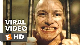 Split VIRAL VIDEO - Countdown of the 23 (2017) - James McAvoy Movie