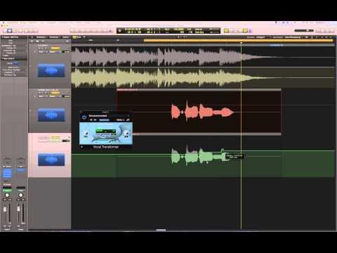 Tutorial: Vocal Harmonizer (Logic Pro X) - Georg