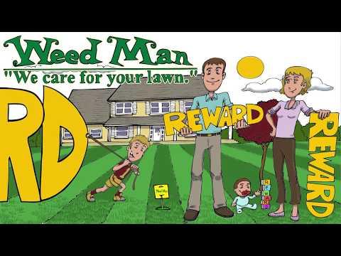 Weed Man Referral Program