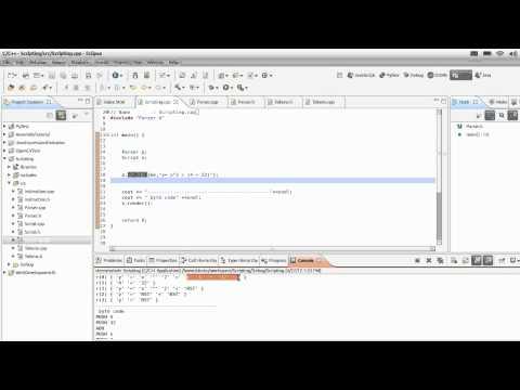 Writing a Scripting Language 01