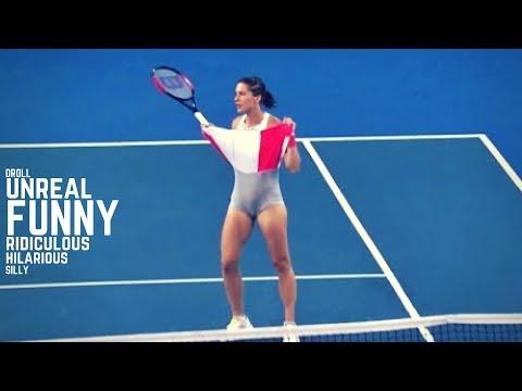 Xxx Mp4 Tennis TOP Funny Moments 2018 Edition Part 7 3gp Sex