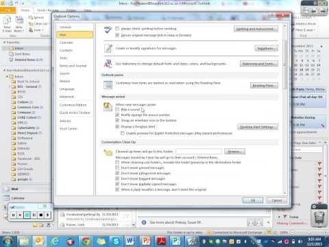 Outlook   Desktop Alerts