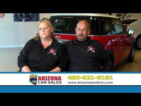Satisfied Customers at Arizona Car Sales in Mesa Arizona- 5