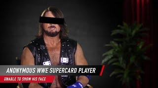 WWE SuperCard Season 3 Confessional - Phenomenal One