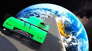 WORLDS LONGEST WALLRIDE! (GTA 5 Funny Moments)